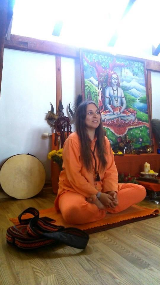Йоги Лакшминатх Махарадж. Конференция йоги Натхов.