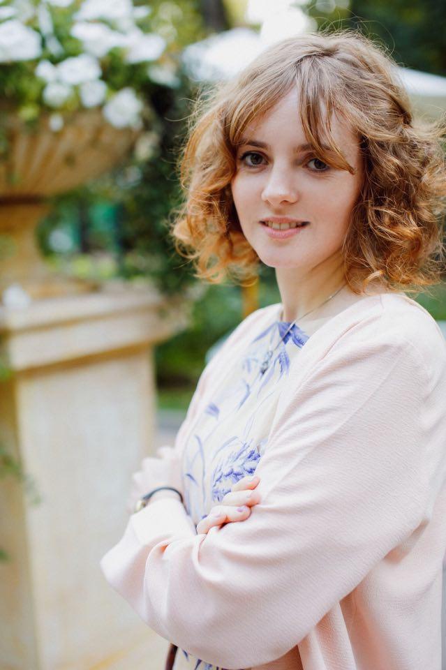 Анна Зарецкая - иллюстратор и графический дизайнер