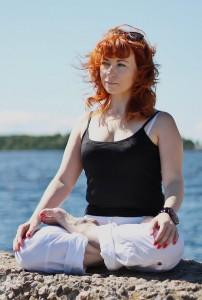 Йога с Наталией Руберте.