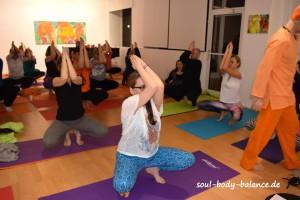 Асана в йоге натхов.Йога в Берлине.