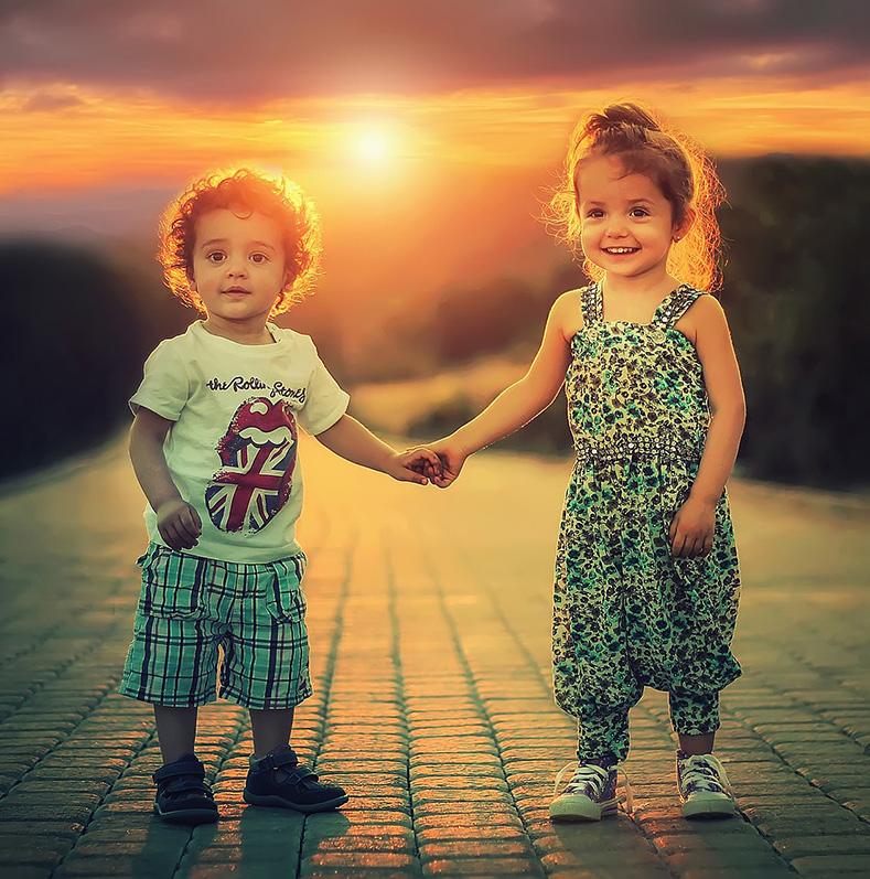 Дружба между мужчиной и женщиной.