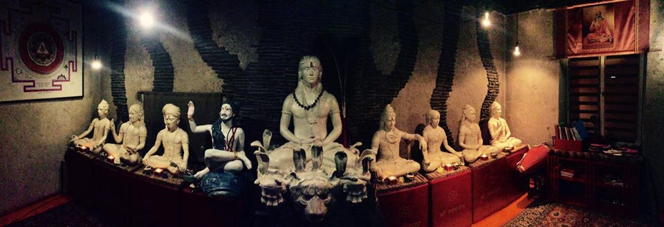 Фото мандира Гуру Горакханатха в Кривом Роге
