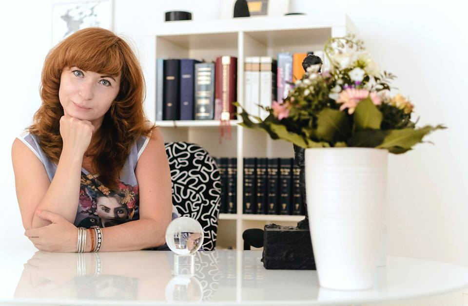 Психолог Наталия Руберте Берлин