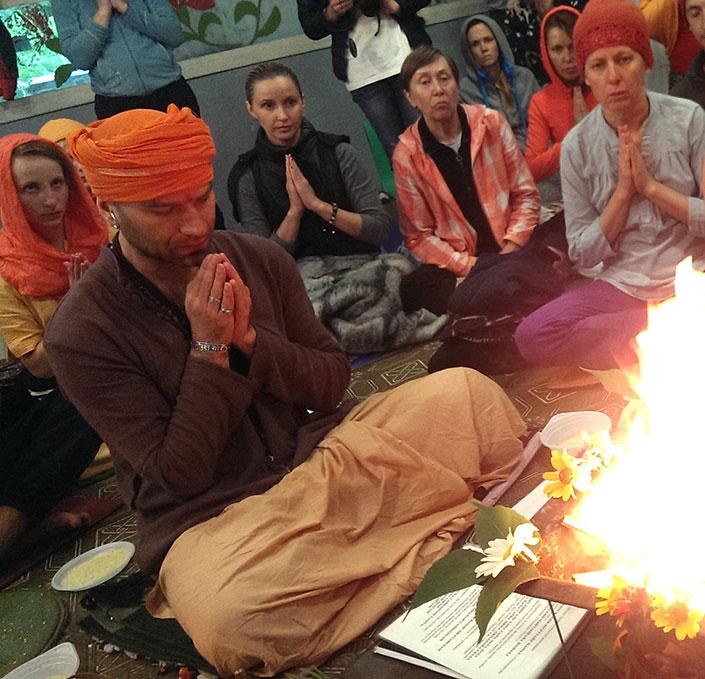 Семинар «Практика традиционной йоги» с Йоги Адьянатхом